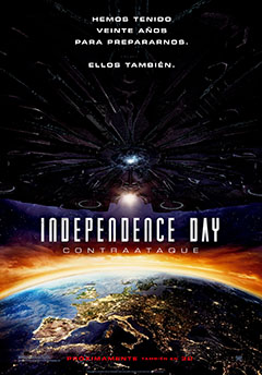 Cartel Independence Day: Contraataque