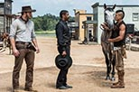 Foto Chris Pratt y Denzel Washington en Los 7 magníficos