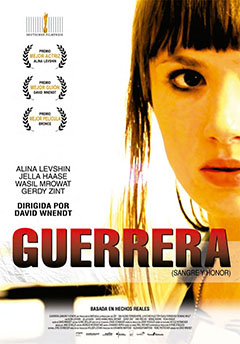 Cartel Guerrera (Sangre y honor)