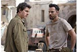 Foto Tom Cruise y Jake Johnson en The Mummy (La momia)