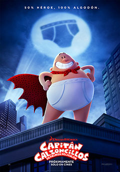 Cartel Captain Underpants