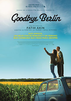 Cartel Goodbye Berlin