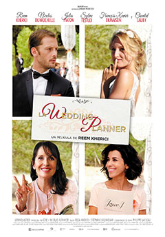 Cartel La wedding planner