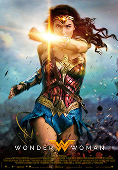 Cartel Wonder Woman