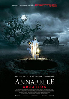 Cartel Annabelle: Creation