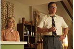 Foto Matt Damon y Julianne Moore en Suburbicon