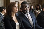 Foto Jessica Chastain y Idris Elba en Molly's Game